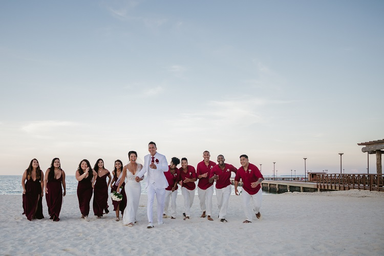 Lun & Travis's Destination Wedding