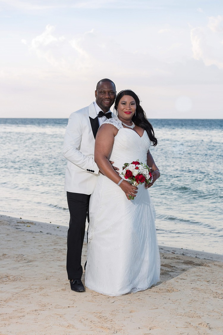 Maud & Gary's Romantic Wedding in Jamaica