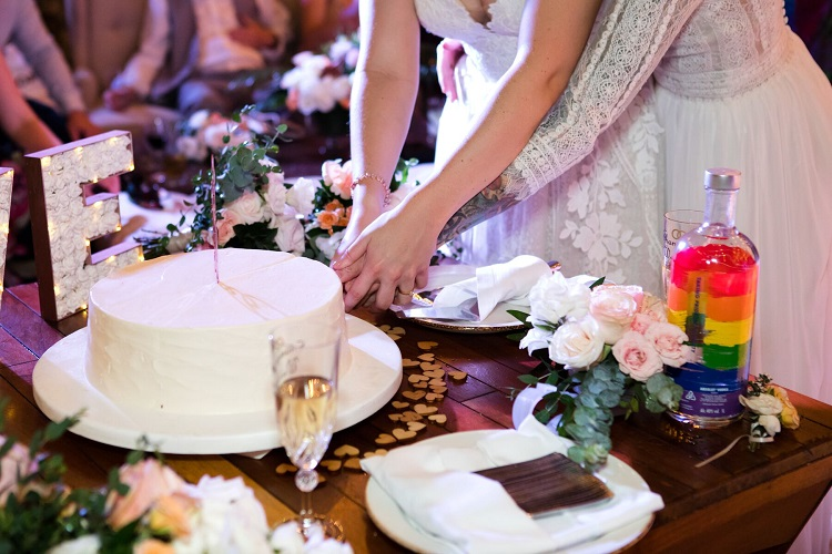 Wedding cake Mexico