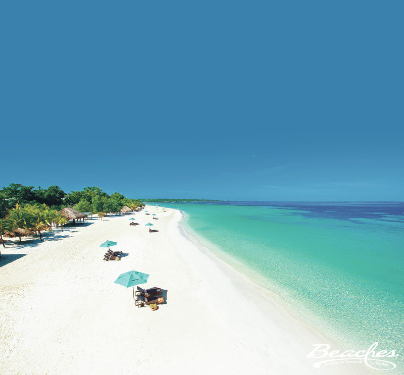 Destination weddings at Beaches Turks & Caicos Resort Villages and Spa