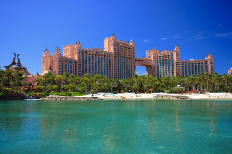 best wedding venues in the Bahamas