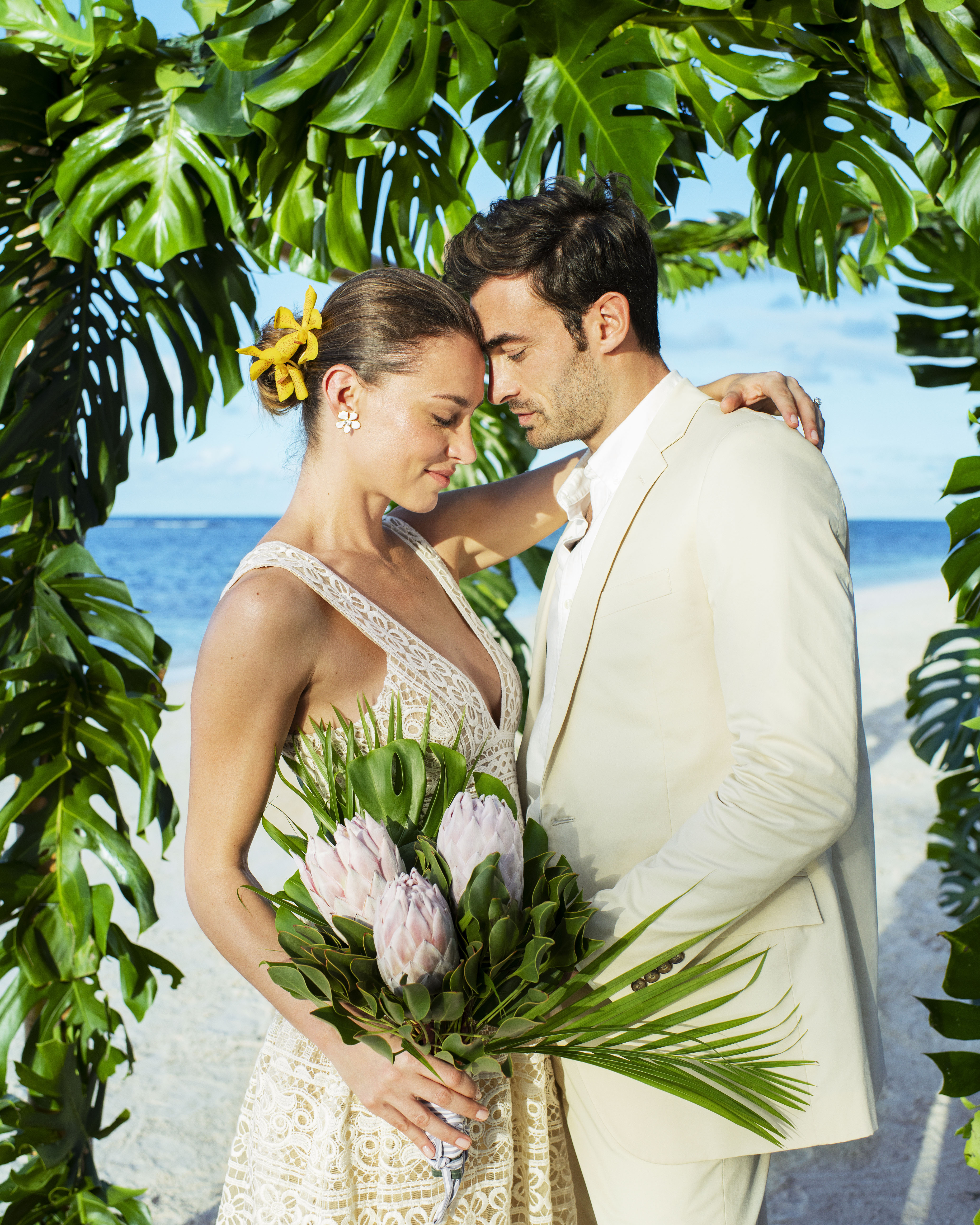 Destination Wedding at Excellence Oyster
