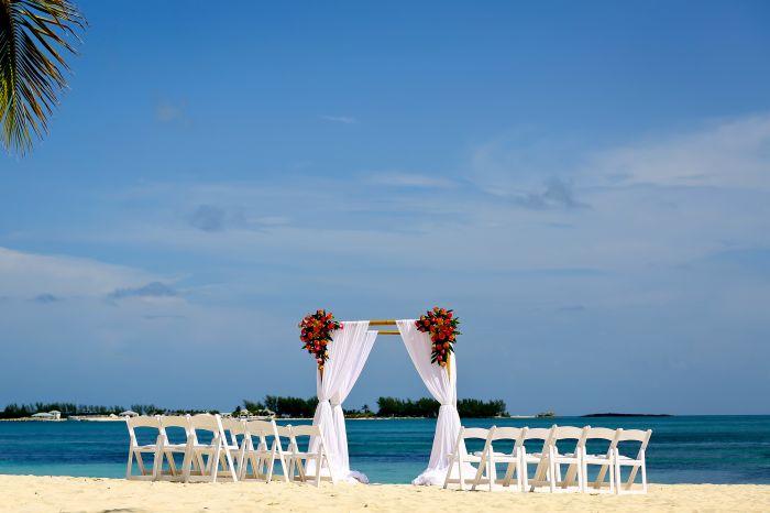 Weddings at Melia Nassau
