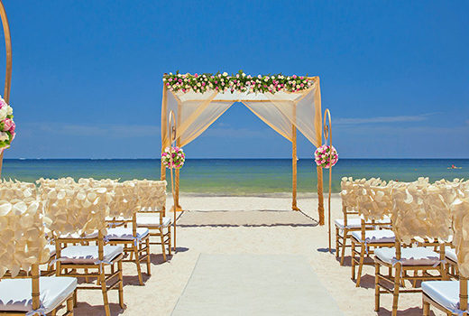 Royalton Riviera Cancun Resort & Spa Luxury Wedding Package