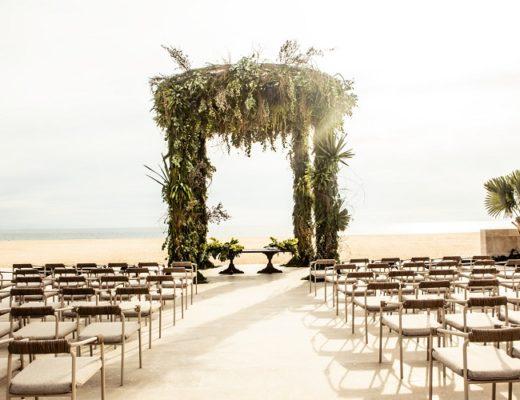nobu los cabos wedding ceremony