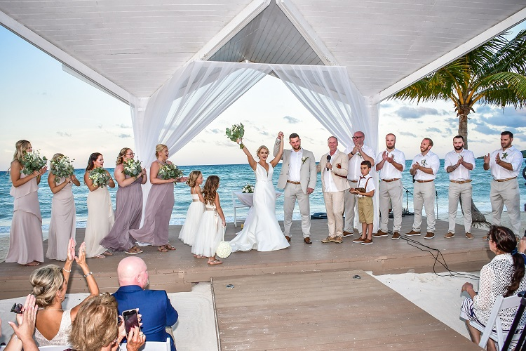 jamaica wedding ceremony