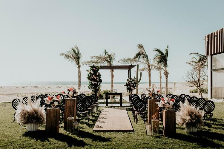 destination wedding ceremony in Mexico